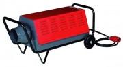 Chauffage électrique mobile à turbine - Puissance : 15 kW ou 18 kW - Thermostat : Intégré