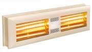 Chauffage électrique radiant - Puissance : 3000 ou 4000 Watts