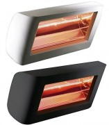 Chauffage extérieur infrarouge - Puissance : 1500 ou 2000 Watts