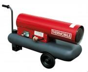 Chauffage fioul professionnel - Puissance calorifique (Kcal/H) : 22.000  - Débit d'air (M3/H) : 600