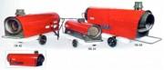 Chauffage génerateur d'air chaud fioul - Puissance électrique : 24Kw / 20 500 Kcal /h