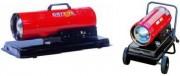 Chauffage générateur d'air chaud mobile - Puissance électrique (Kw) : 43