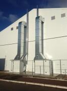 Chauffage industriel - Puissance de 18 à 1100 KW