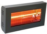 Chauffage infrarouge industriel orientable - Puissance: 1500 ou 2000  Watts