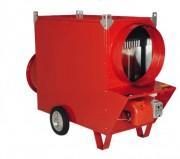 Chauffage mobile à air pulsé - Puissance calorifique (Kw) : 220.9
