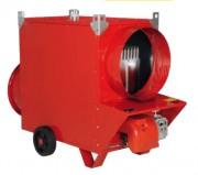 Chauffage mobile grande capacité à combustion indirecte - Puissance calorifique (Kw) : 104.7