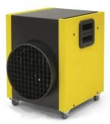 Chauffage mobile soufflant électrique - Puissance : 12 kW (10.300 kcal) ou 18 kW (15.400 kcal)