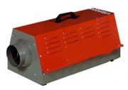 Chauffage Portable à air pulsé - Débit : de 225 à 1 000 m3/h