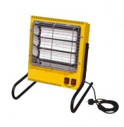 Chauffage portable électrique à rayonnement infrarouge - Puissance calorifique (Kw) : 2.4