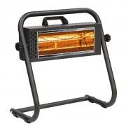 Chauffage radiant pour industriels - Puissance : 1500 Watts