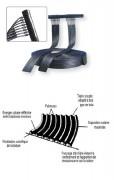 Chauffage solaire pour piscines et spas - Alimentation électrique : 220-240 Volts, 50 ou 60 Hz