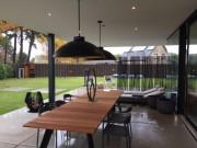 Chauffage terrasses et plein air - Suspendu ou avec support mural