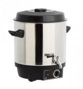 Chauffe-eau inox - En inox - Capacité : 20 L - Puissance : 2100 W
