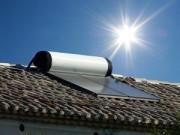 Chauffe-eau solaire piscine - Captation de l'énergie solaire pour fournir de l'eau chaude