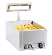 Chauffe frites à résistance en céramique - Thermostat réglable 30 à 90°C