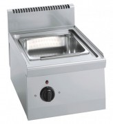 Chauffe-frites en acier - Puissance : 1,38 kW / 1 NAC 230 V