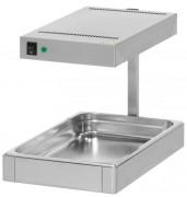 Chauffe frites GN 1/1 500 W - L 330 x P 550 x H 380 mm