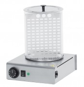 Chauffe saucisse acier inoxydable - Thermostat 30 - 90 °C
