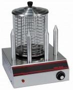 Chauffe saucisses électrique 120 pièces par heure - Débit (pièces/h) : 120