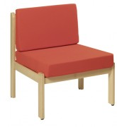 Chauffeuse 1 et 2 places - Hauteur d'assise : 360 mm
