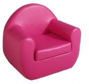 Chauffeuse fauteuil maternelle - Revêtement tissu