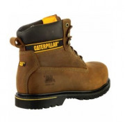 Chaussure de sécurité Caterpillar antistatiques - Pointures : 40 au 46 - Coloris : marron