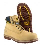 Chaussures de sécurité Caterpillar Holton miel