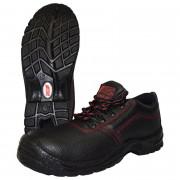Chaussure de travail basse embout acier