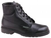 Chaussure de travail femme PARACHOC - Pointure : 35 à 37 - matériau : cuir lisse