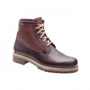 Chaussure genet café Parachoc - Pointures 38 à 47 - Cuir Foxer Hydro