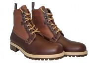 Chaussure taillis café PARACHOC - Pointures 38 à 47 - Cuir Foxer Hydro