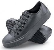 Chaussures à lacets femme - En cuir, du 35 au 42