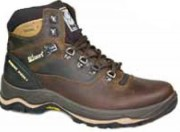 Chaussures hautes de randonnée en cuir