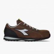 Chaussures de sécurité basses pointure 38 à 47 - Matière : Cuir nubuck - Coloris : Noir