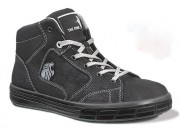 Chaussures de sécurité croûte velours - Matière : Cuir croûte velours souple - Pointure : 39 à 47