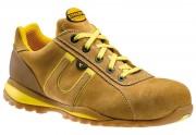 Chaussures de sécurité Diadora - Matière : Cuir nubuck - Coloris : Marron clair