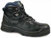 Chaussures de sécurité haute en cuir hydrofuge - Pointure : De 39 à 47
