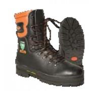 Chaussures de sécurité imperméables en cuir
