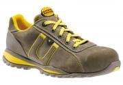 Chaussures de sécurité roche lunaire - Matière : Cuir nubuck - Coloris : Roche lunaire