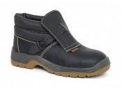 Chaussures de sécurité soudeur - En cuir pleine fleur - Pointures : de 38 à 47