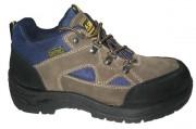 Chaussures de travail avec embout en acier - Matière : Cuir - Pointure : 36 à 47