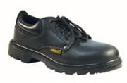 Chaussures de travail en Nubuck hydrofuge - Matière : Cuir nubuck - Pointure : 39 à 47