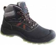 Chaussures hautes de sécurité cuir traité - Pointure : De 39 à 47