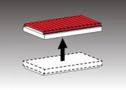 Chemin a rouleaux pour table élévatrice - Option