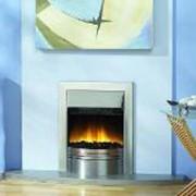 Cheminée décorative à effet de feu de charbon - AVOLA - Dim: (PxLxH) 13x51.5x62