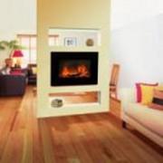 Cheminée décorative d'interieur - MODELE SP9 - Dim cm (PxLxH) : 16,8x101x69,6