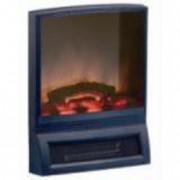 Cheminée électrique decorative - Puissance 2000 W - Dimensions cm (PxLxH) : 22 x 36 x 46,9
