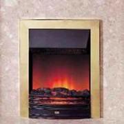 Cheminée électrique decorative à encastrer - INVER - Dim: (PxLxH) 20x51x62