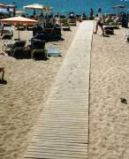 Cheminement plage