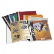 Chemise de présentation personnalisable à lamelles coloris assortis - Durable